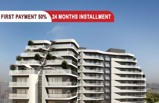 Apartments for sale in Istanbul Küçükçekmece || PRO 189