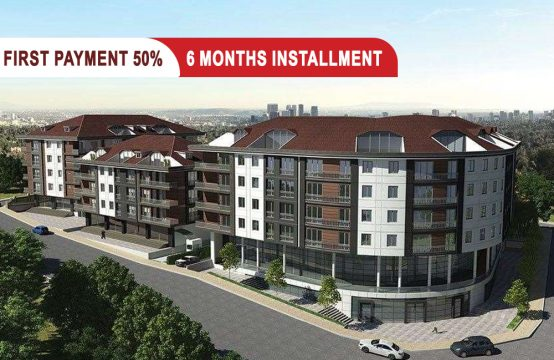 Apartments for sale in Istanbul with sea view – Beylikdüzü || PRO 190