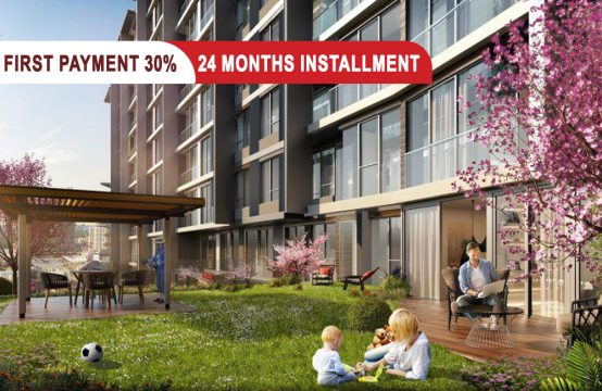 Apartments for sale in Eyup European Istanbul || PRO 191