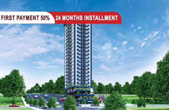 Installment apartments for sale in Istanbul – Bağcılar || PRO 193
