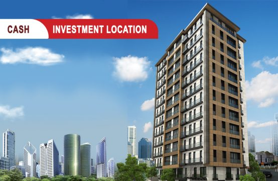 Apartments for sale in Kağıthane – Istanbul European || PRO 178