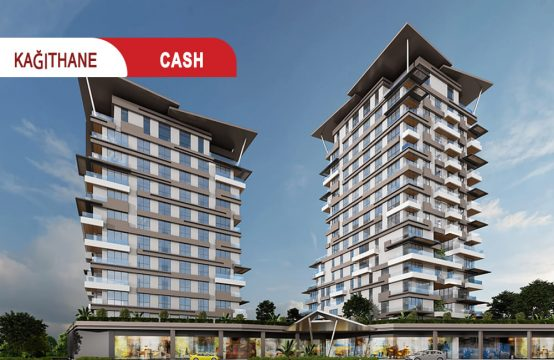 Apartments for sale in istanbul kağıthane || PRO 176