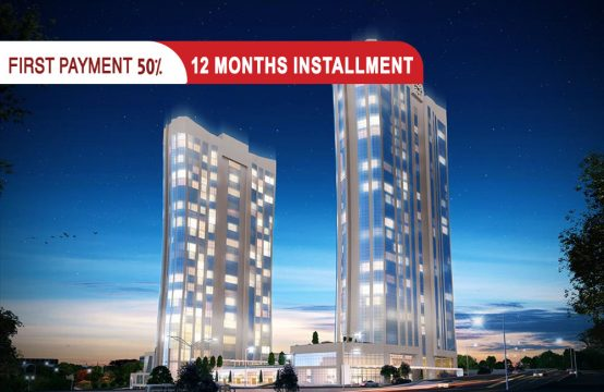 Apartments suitable for housing and investment in Istanbul || PRO 194