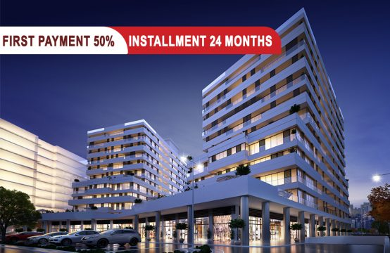 Luxury apartments in Istanbul within a classy housing project || PRO 179