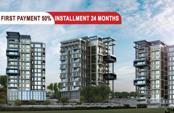 Luxury apartments for sale in Istanbul || PRO 181