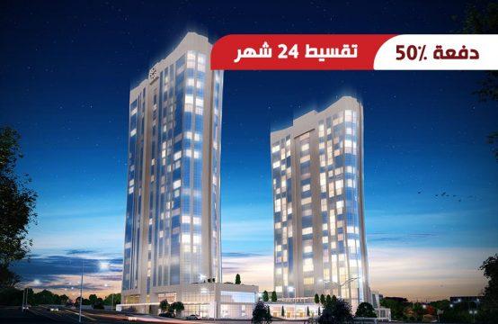 شقق ملائمة للسكن والاستثمار في إسطنبول الأوروبية || PRO 194