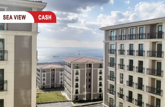 Apartment for sale in Istanbul directly on the sea || REF 395