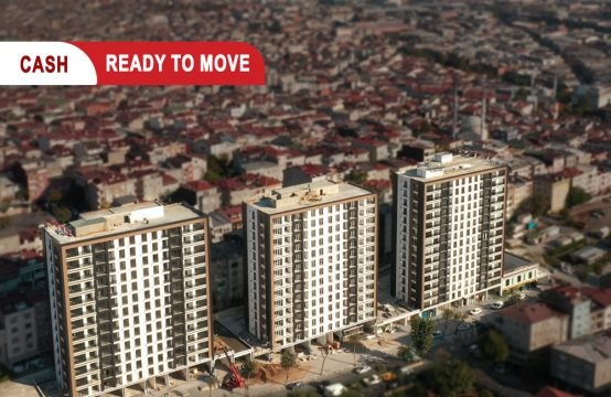 Apartments for sale in Istanbul Bayram Pasha || PRO 197