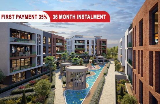 Buy an apartment on the sea Istanbul and enjoy a Fantastic life || PRO 206