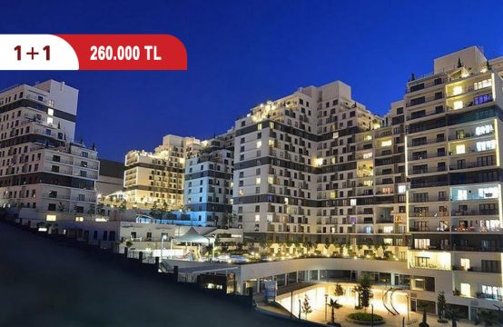 Apartment for sale in Istanbul, within a ready residential complex || REF 401