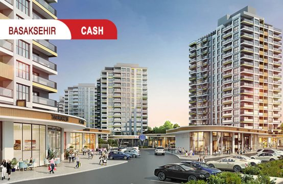 Apartments for sale in bashakshehir in Istanbul || PRO 204