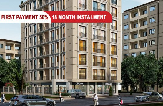 Apartments for sale in Esenyurt Istanbul || PRO 196