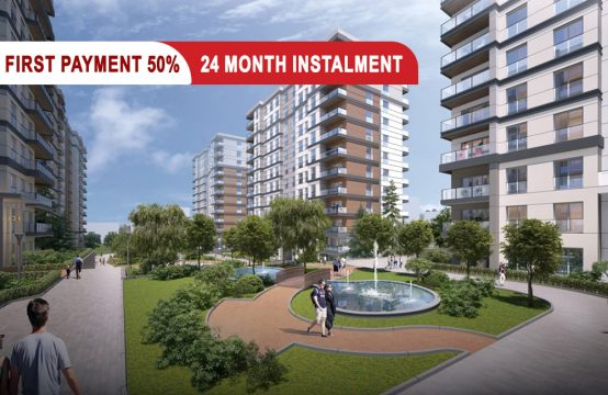 Sea View Apartments in Istanbul – Kucukcekmece || PRO 201