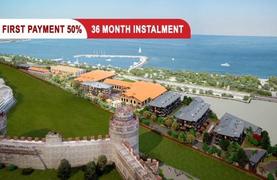 Apartments for sale in Fatih Istanbul || PRO 203