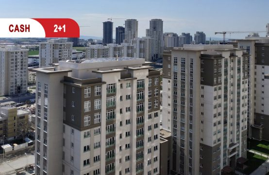 Apartment for sale in Istanbul with amazing natural view || PRO 346