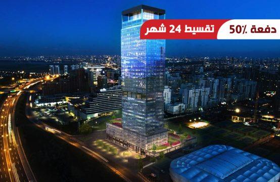 شقق استثمارية في تركيا اسطنبول – ضمن مجمع فاخر || PRO 198
