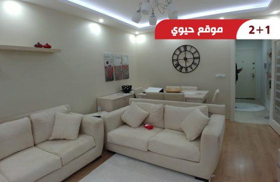 شقة 2+1 للبيع في اسطنبول الأوروبية بسعر 340.000 ليرة تركية || REF 389