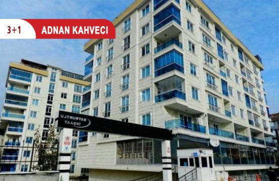 Property for sale in Istanbul Adnan Kahveci At a 550,000 TL only || REF 402