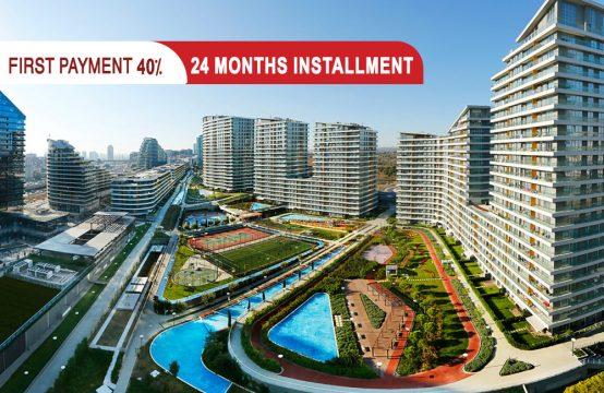 Luxury apartments in Istanbul – Bagcilar || PRO 057