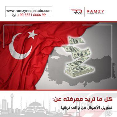 Image for تحويل الأموال من والى تركيا ، أفضل وأضمن 4 خيارات