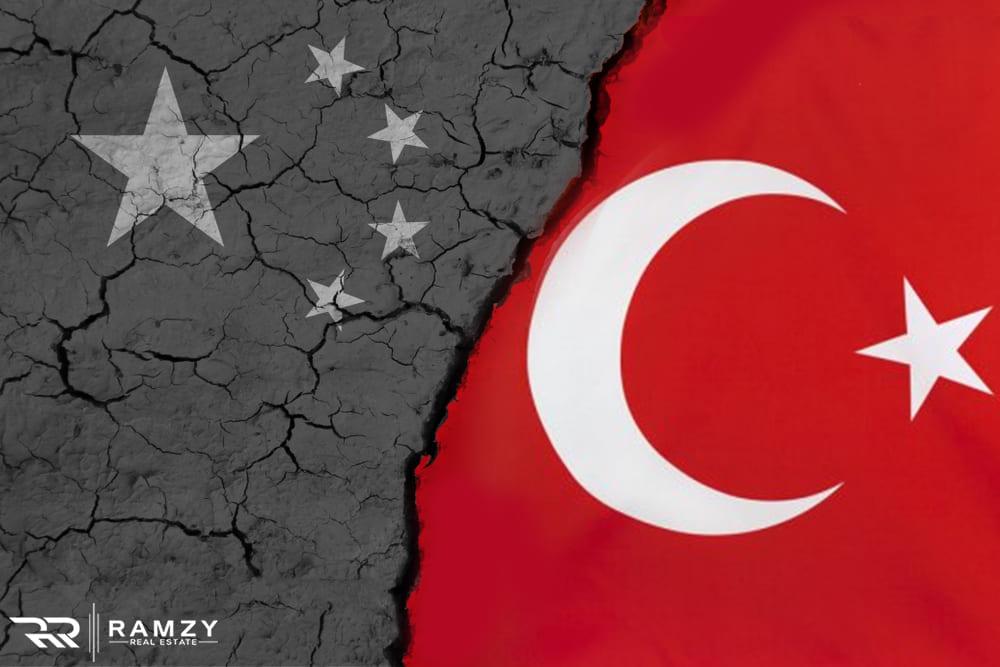 الخبراء يتوقعون وتركيا بدلاً من الصين