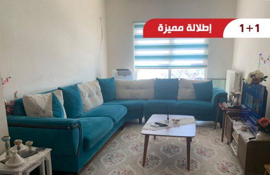 شقة غرفة وصالة للبيع في مجمع ان لوغو اسطنبول  || REF 414