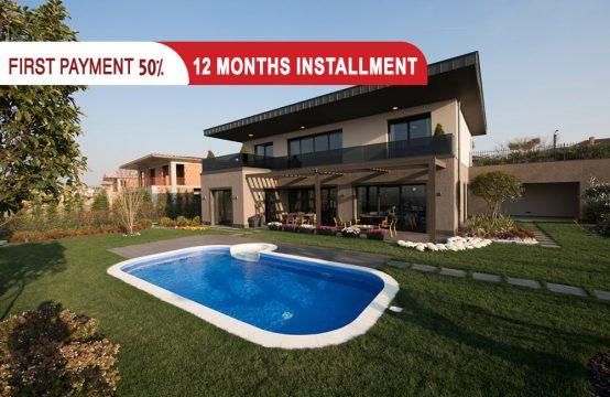luxury villas for sale in Istanbul Buyukcekmece || PRO 211