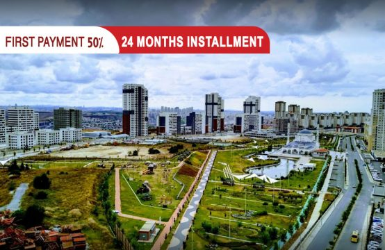 apartments with Turkish government guarantee in Istanbul || PRO 199