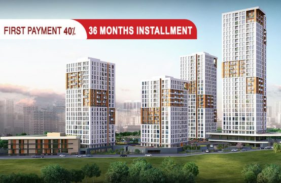 investment properties in Istanbul – Esenyurt || PRO 210