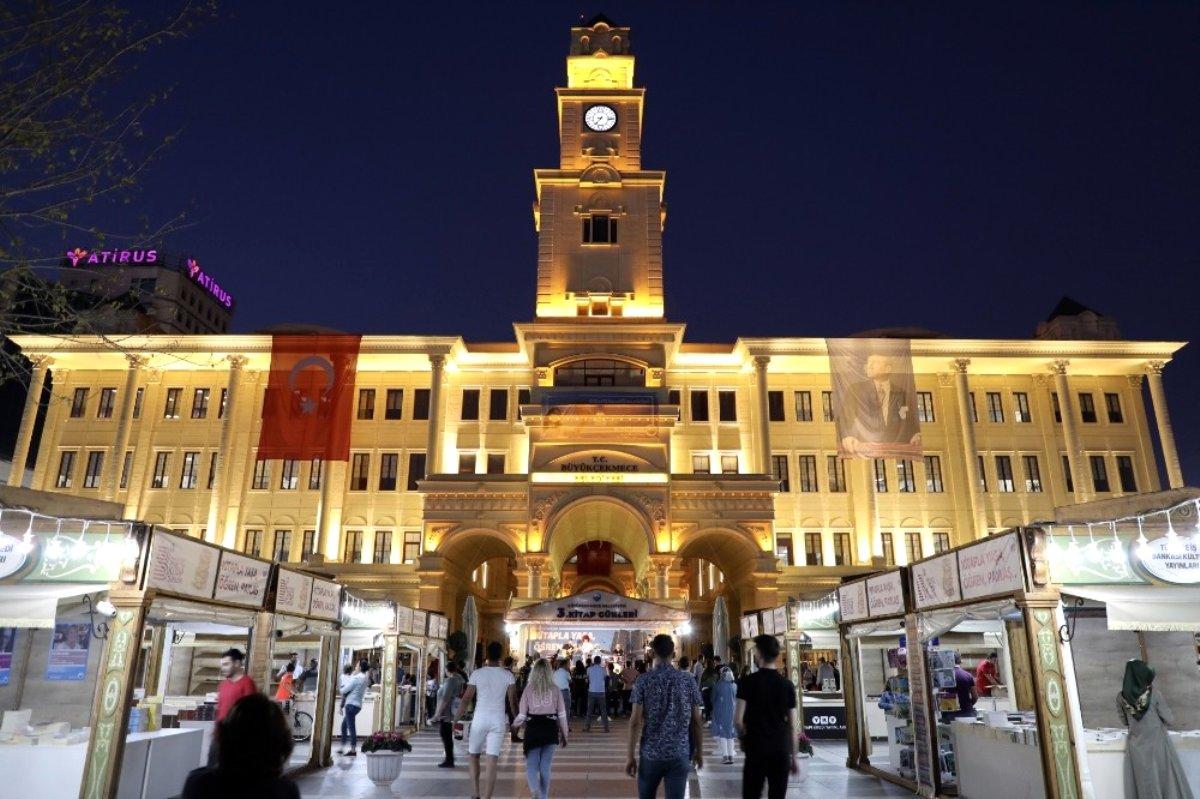 بلدية بيوك شكمجة في إسطنبول - büyükçekmece belediyesi
