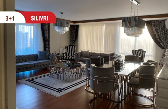 Apartment for sale in Silivri Istanbul in a luxury complex || REF 417