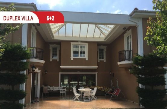 Villa for sale in European Istanbul , suitable for citizenship || REF 422