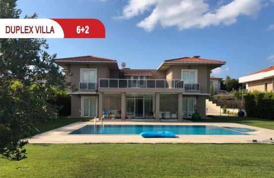 Duplex villa for sale in Istanbul, Buyukcekmece || REF 423